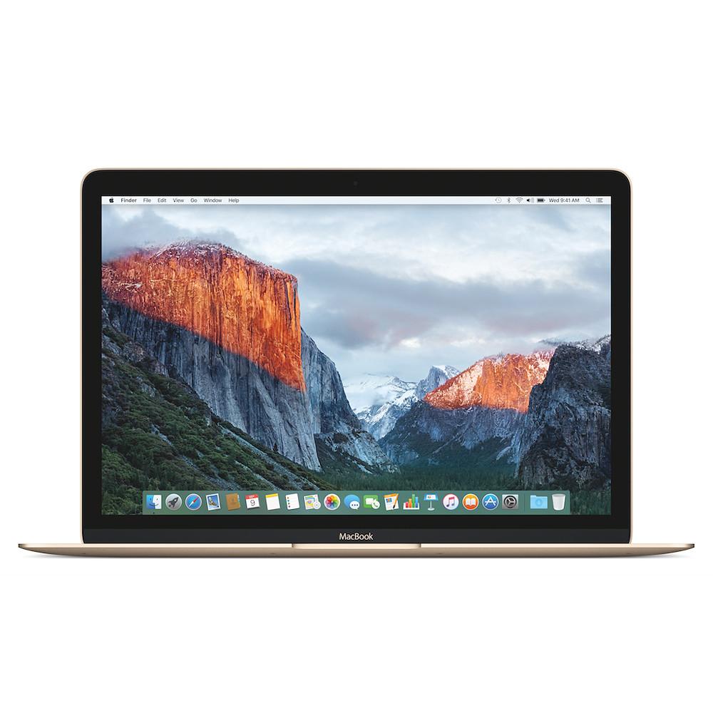 Apple MacBook 12 -inch Core M 1.2GHz/8GB/512GB/Intel HD 5300
